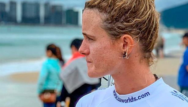 La graduada en CAFE per EUSES-UdG Judit Vergés, subcampiona en la carrera tècnica en el munidal de Paddleboard que s'està disputant a la Xina