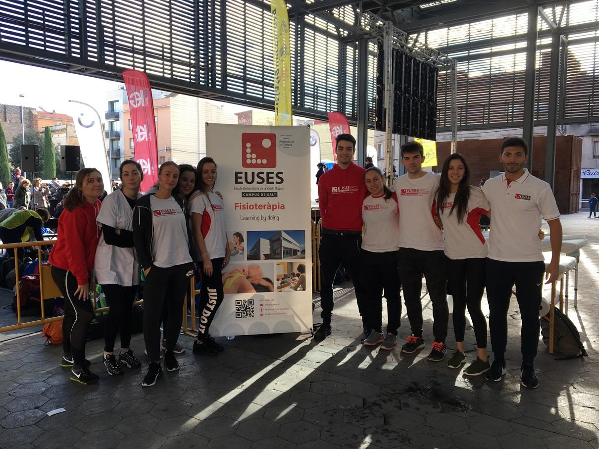 EUSES, present en la 2a edició de la Mitja Marató de Figueres, que va aplegar més d'un miler de participants