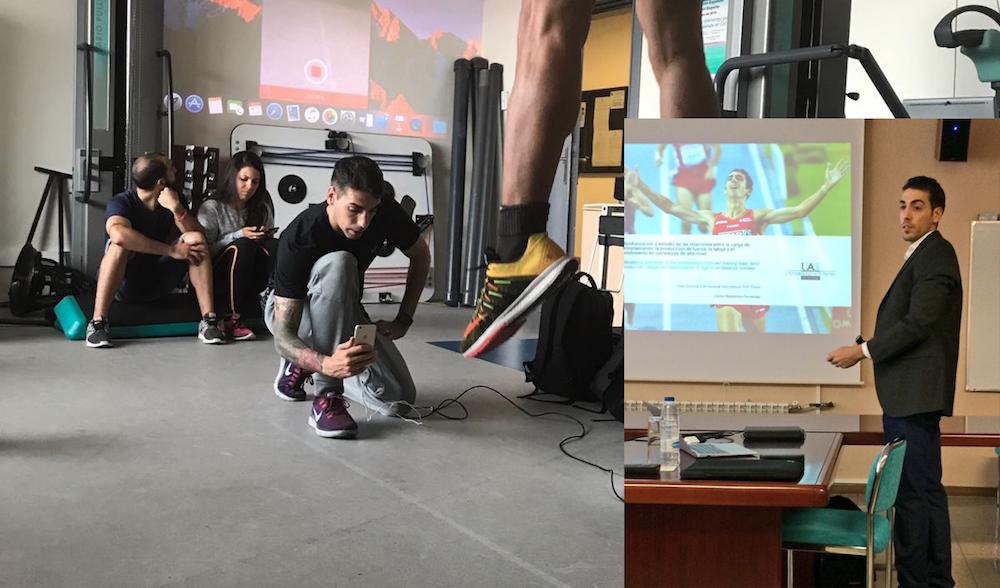 """Carlos Balsalobre, Doctor enCiències de l'Esport, dirigirà el 9 de febrer a EUSES Terres de l'Ebre el taller: """"PocketLab: us de tecnologies de butxaca per monitorar el rendiment físic"""""""